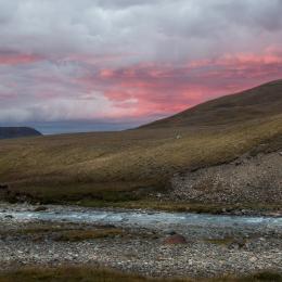 Mongolijos foto drobė 2